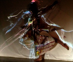 """Skin Deep"" performance 2009 (dancer Sandra Rosado)"