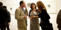 Installation and exhibition of work by Maria Hayes, Aberystwyth University School of Art, Oct 21 2011